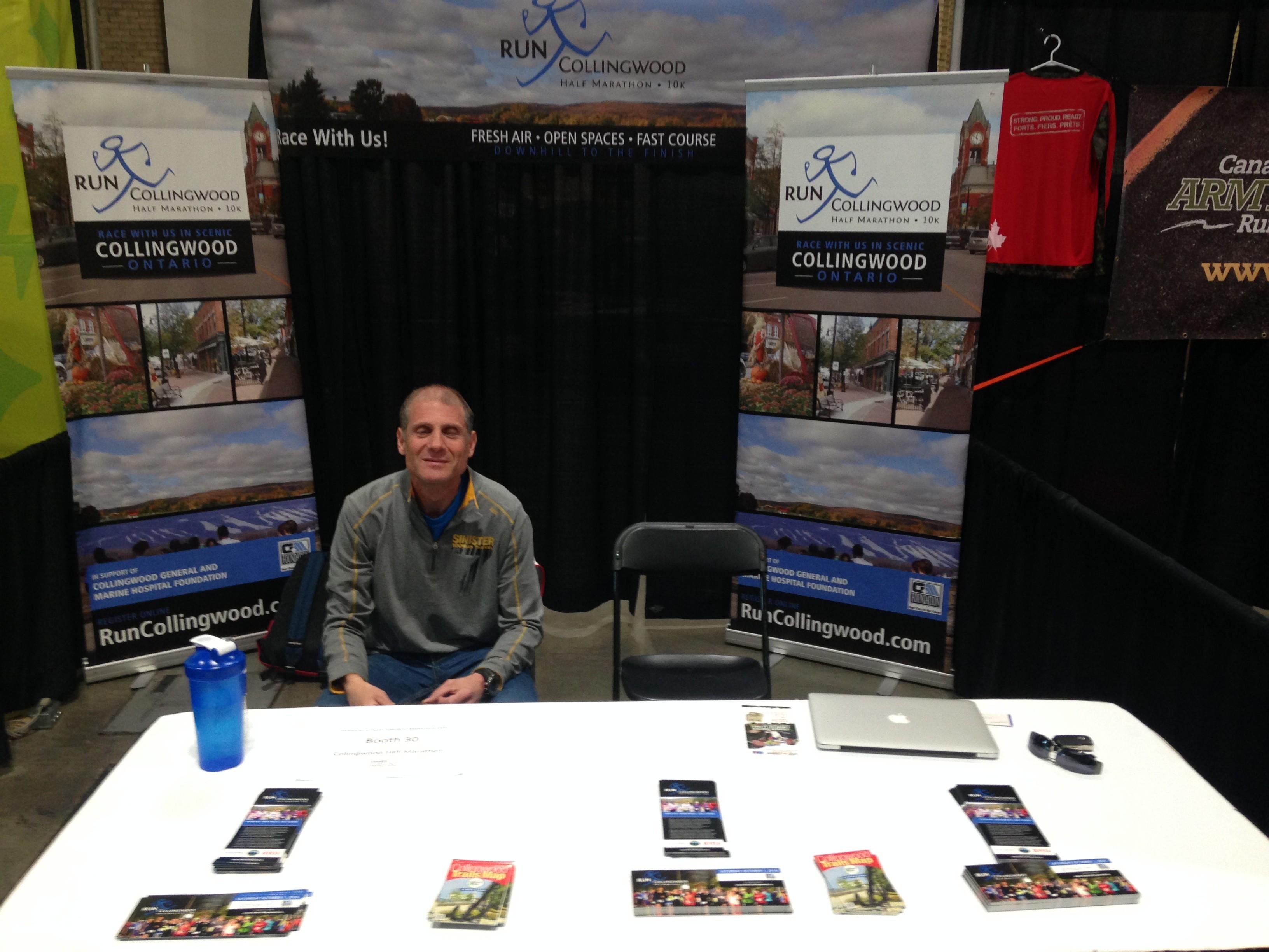 Toronto Marathon Expo
