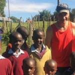 Running in Kenya